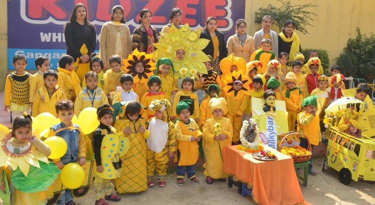 Image result for vasant panchmi celebration