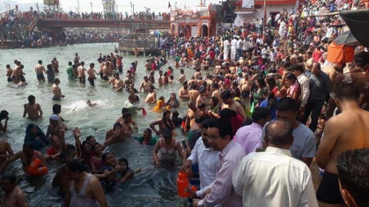 Kartik Purnima Ganga Snan Mela 2018 Shubh Muhurat