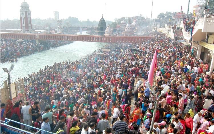 Ganga Snan   Avishek Banerjee   Flickr