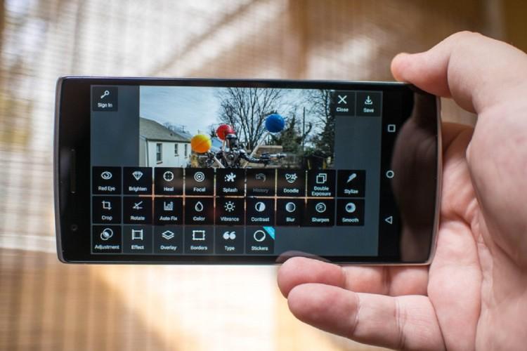 Best Mobile Apps For Photo Editing - एंड्रॉयड ...