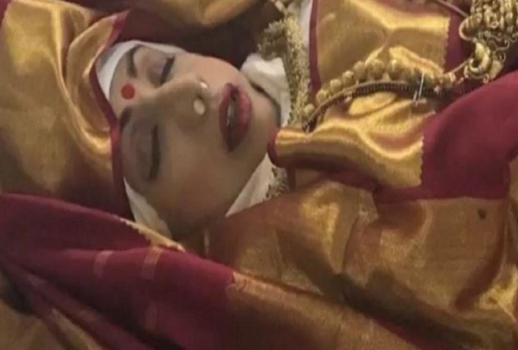 Why Is Inserted Cotton In The Nose And Ears Of Dead Body - मृत ...