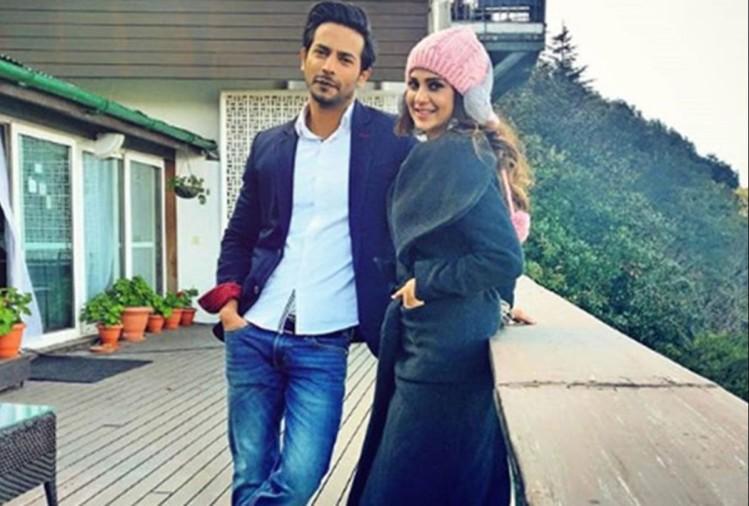 Sehban Azim On Dating Jennifer Winget - जेनिफर विंगेट के ...