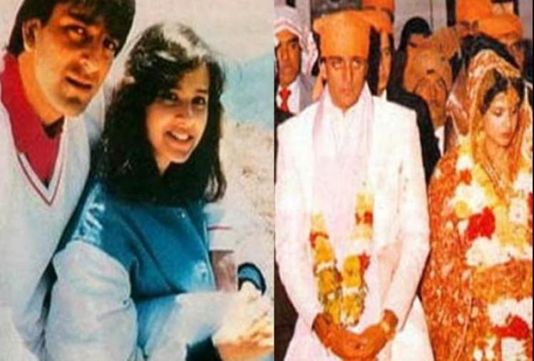 Richa Sharma The First Wife Of Sanjay Dutt Trishala Dutt ...