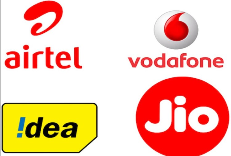 Airtel, Jio, Vodafone and Idea