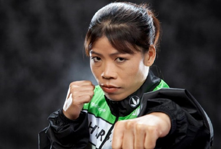Six Times World Champion Mary Kom Including Sixty Boxer Selected ...