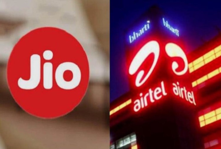 Reliance Jio and Airtel