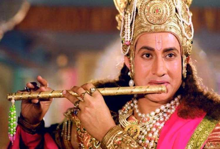 Sarvadaman D Banerjee Most Popular Role In Krishna - 25 साल ...