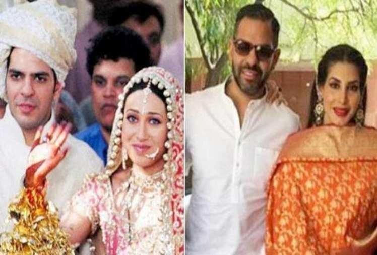 Karisma Kapoor And Sandeep Toshniwal Parted Ways - संजय ...