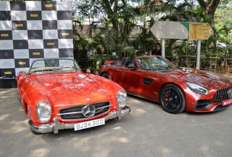 2018 Mercedes-Benz Classic Car Rally