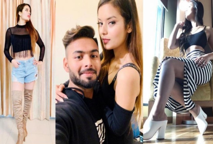 Isha Negi Photos: Meet The Stylish Girlfriend Of Rishabh ...
