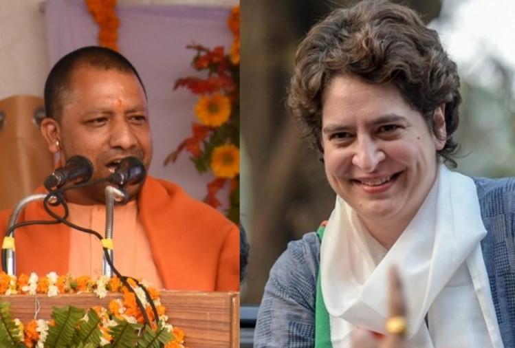 कांग्रेस महासचिव प्रियंका गांधी ने उत्तर प्रदेश के मुख्यमंत्री योगी आदित्यनाथ को शुक्रवार को पत्र लिखा है। इसमें उन्होंने लिखा है कि कांग्रेस पार्टी कोरोना वायरस की इस जंग में प्रदेश सरकार के साथ है।