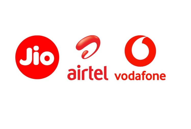 Airtel vs Reliance Jio vs Vodafone