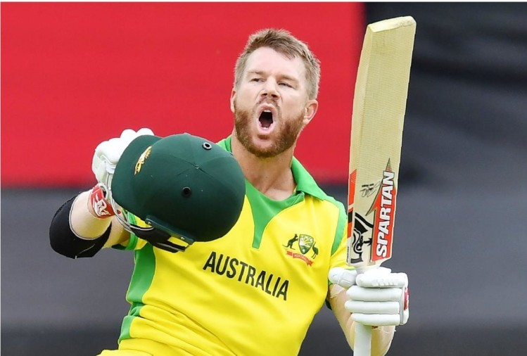 David Warner Hit Hundred Against India And Becomes Fastest To ...