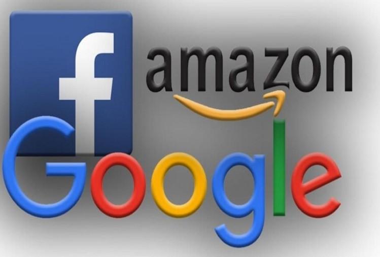 फेसबुक, गूगल, अमेजन से कर वसूलने को जी-20 देश एकजुट, बढ़ सकता है 100 अरब डॉलर का राजस्व