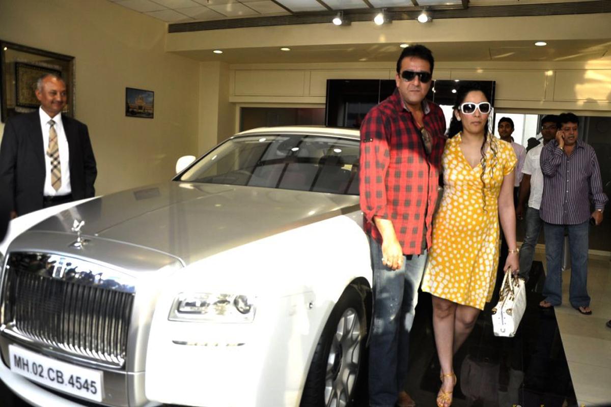 Image result for 4. Sanjay Dutt Rolls-Royce Ghost