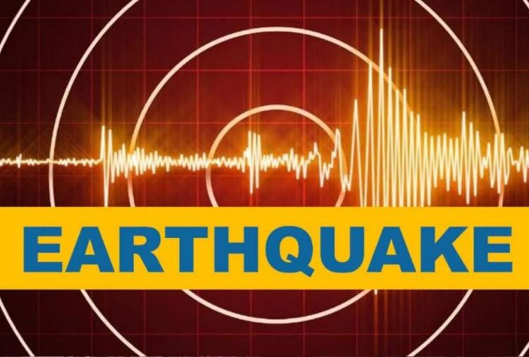 बुधवार को देर रात नैनीताल में भूकंप के झटके महसूस किए गए। यह झटका देर रात 10 बजकर 20 मिनट पर महसूस किया गया।