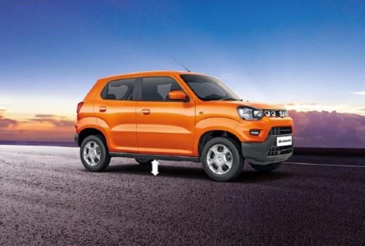 Maruti Suzuki New spresso interiors revealed