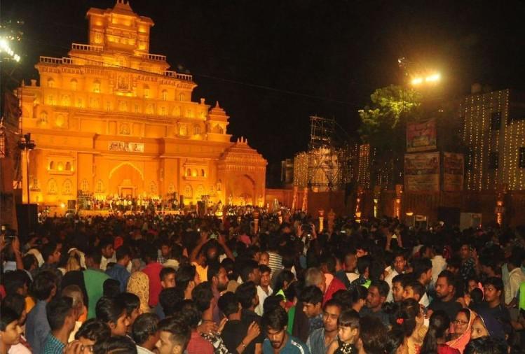 Ram Barat Janakpuri Mahotsav Celebrations 2019 Agra ...