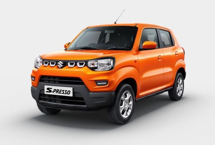 Maruti Suzuki S-Presso launched