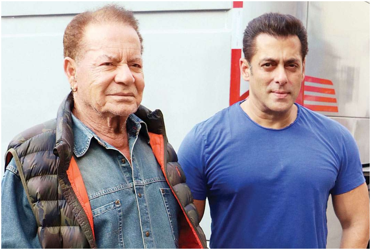 Salman Khan Father Salim Khan On How Family Is Taking Care Of ...