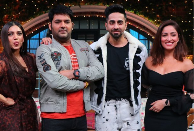 The Kapil Sharma Show Ayushmann Khurana