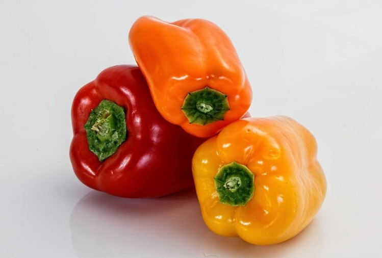 best health advantages of eating capsicum