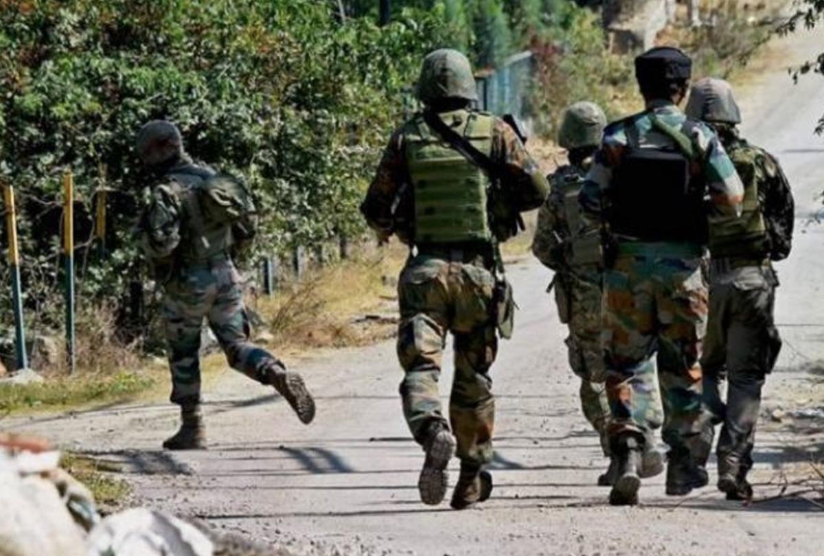 Image result for कश्मीर में आतंकवादियों के चार सहयोगी गिरफ्तार