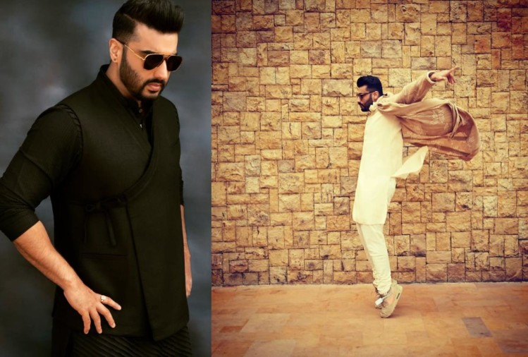 arjun kapoor forgets to remove price tag from shoes