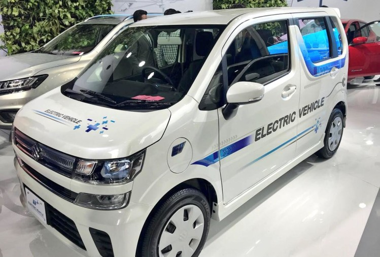 Maruti Wagan R Electric