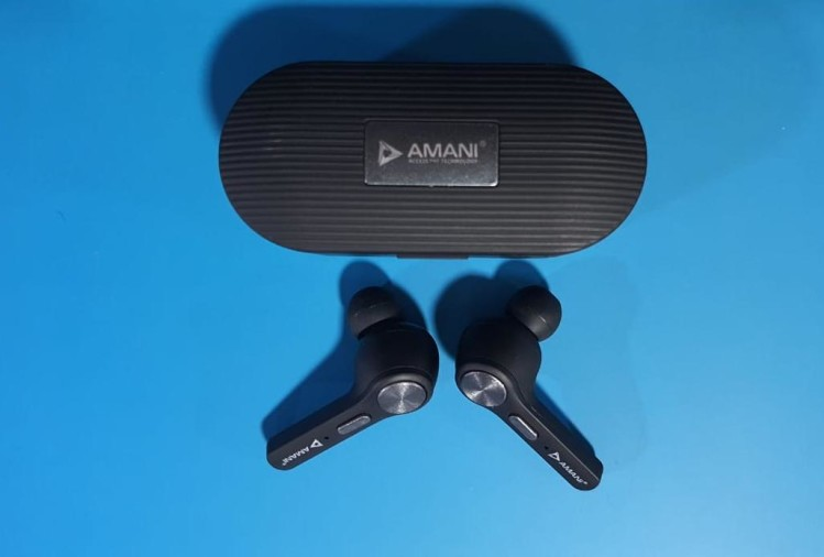 AMANI ASP TWS 615 wireless earbuds review