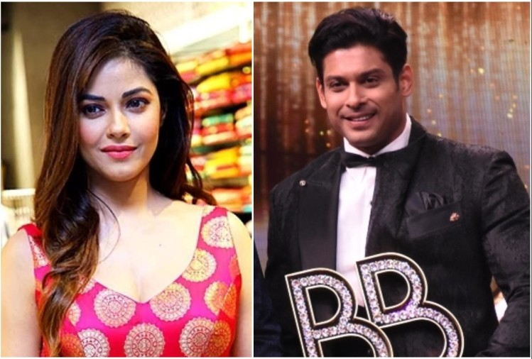 Meera Chopra and Sidharth Shukla