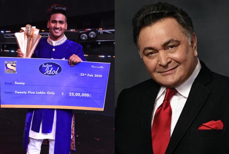सनी हिन्दुस्तानी ने जीता इंडियन आइडल 11 और नए निर्देशकों को ऋषि कपूर की नसीहत, पांच खबरें