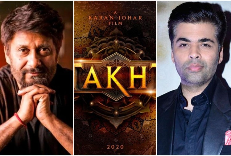 Vivek Agnihotri Raises Question on Karan Johar Film Writer Hussain For His Controversial Tweet