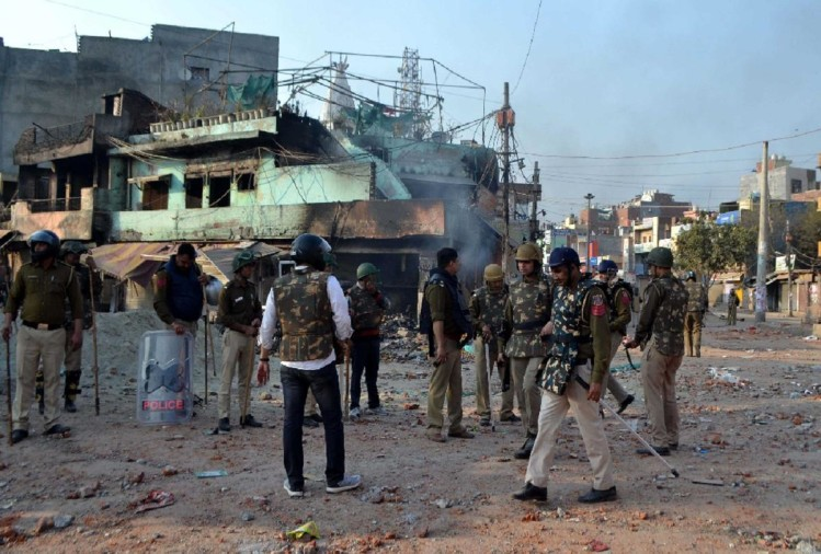 Image result for दिल्ली हिंसा