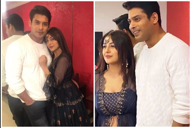 sidharth shukla and shehnaz kaur gill