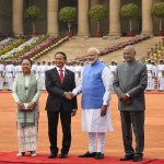India and Myanmar sign ten agreements, India help in the expansion of communication and transport