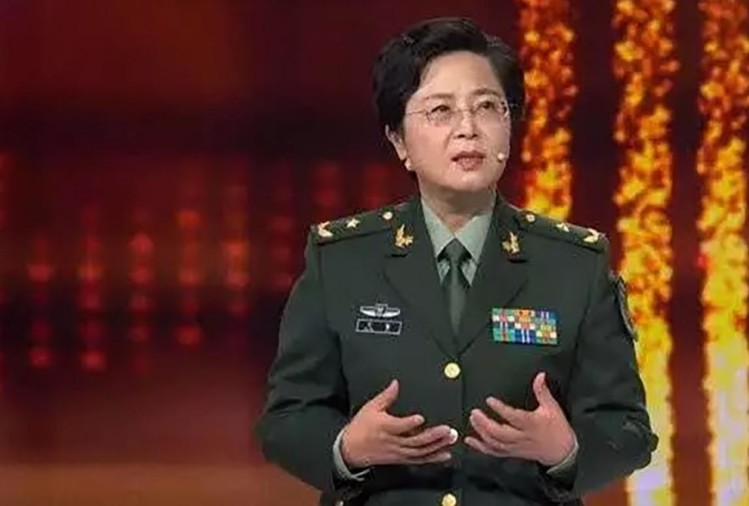 coronavirus- People's Liberation Army Major General Chen Wei