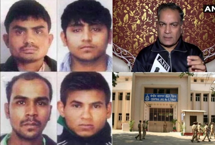 Three Nirbhaya case convicts move ICJ seeking stay on death sentence
