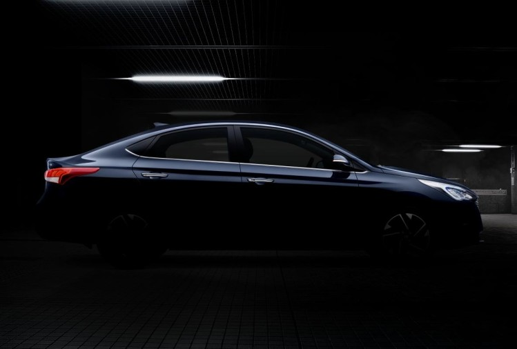 Hyundai Verna Facelift 2020 Launch Date In India Hyundai ...