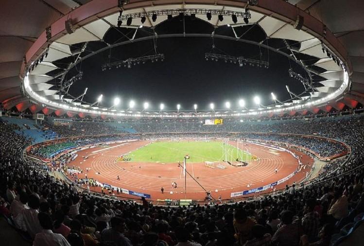 दिल्ली के जवाहरलाल नेहरू स्टेडियम से चोरी हुआ खिलाड़ियों का फोन, बटुआ और कीमती सामान