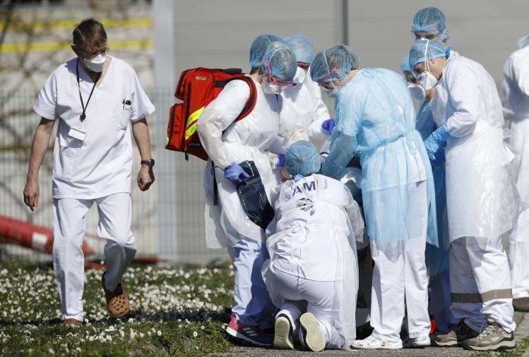 Coronavirus In World Live Update Covid 19 Cases In Italy Iran ...
