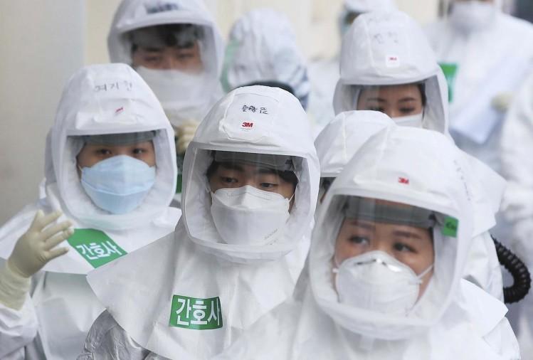 दुनिया में कोरोना वायरस