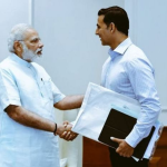 PM Modi And Akshay Kumar