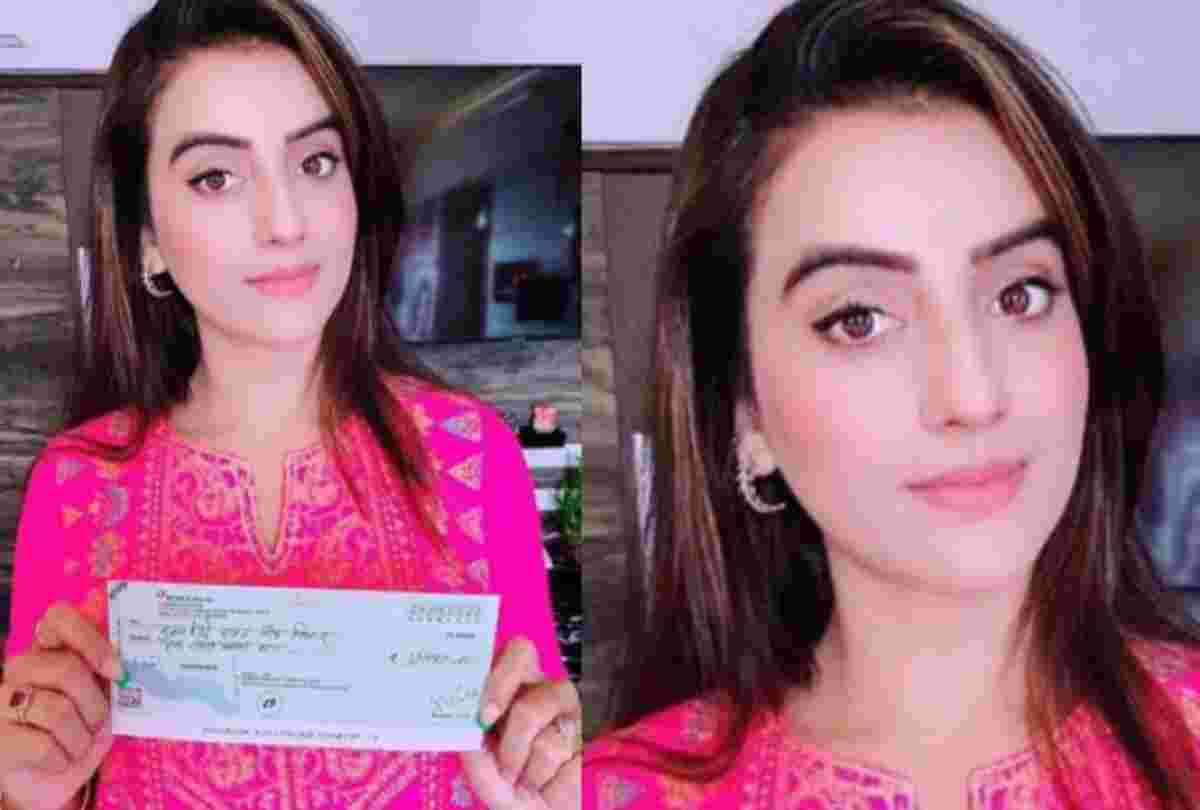 Bhojpuri Actress Akshara Singh Donate One Lakh Due To Coronavirus ...