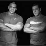 Abdullah Khan and Salman Khan