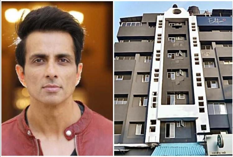 Coronavirus Mumbai Sonu Sood Opens His Juhu Hotel For Medical ...