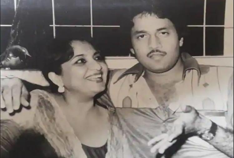 भाभी तबस्सुम के साथ अरुण गोविल