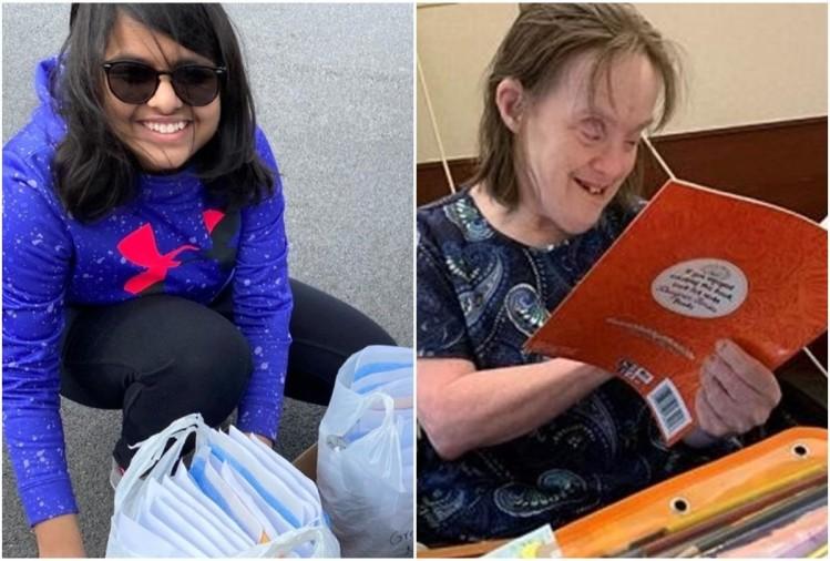 Photo of अमेरिकियों के चेहरों पर मुस्कान बिखेर रही भारतवंशी हिता गुप्ता, लॉकडाउन में बनी बुजुर्गों का सहारा