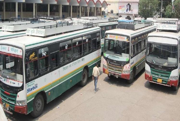 हिमाचल में बसें चलाने के लिए परिवहन निगम की तैयारियां पूरी, आदेश का इंतजार