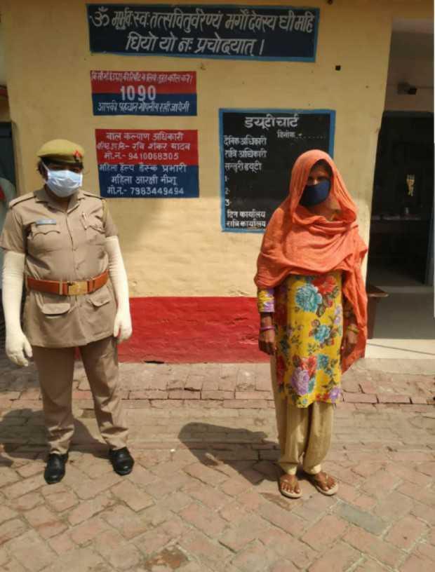पुलिस ने गोकशी का धंधा करने वाली महिला सहित 11 लोगों के खिलाफ गैंगस्टर की कार्रवाई की है।